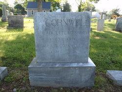 Lafayette A. Cornwell
