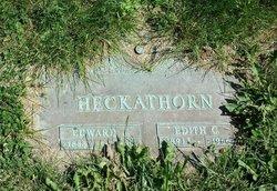 Edward Joseph Heckathorn