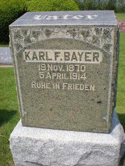 "Karl F. ""Charles"" Bayer"
