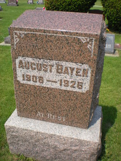 August Bayer