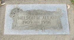 Nelson M Allan