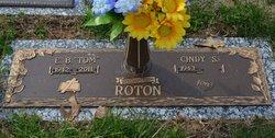 """Ernest Boyd """"Tom"""" Roton"""