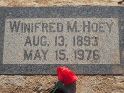 Winifred M. Hoey
