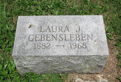 Laura J. Gebensleben