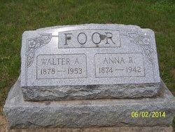 Walter A. Foor