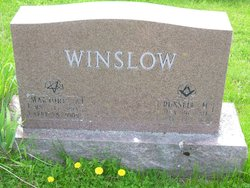 Marjorie G. <I>Amnott</I> Winslow