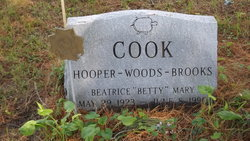 """Beatrice Mary """"Betty"""" Cook"""