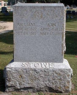William Stowe
