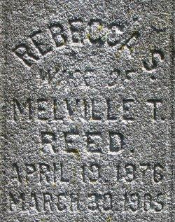 Rebecca S. <I>Forker</I> Reed