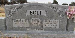Jerry Ray Bolt