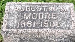 Augustin M Moore