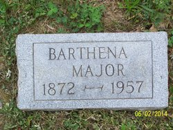 Barthena <I>Taylor</I> Major