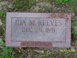 Ida May <I>McKee</I> Reeves
