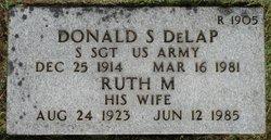 Ruth M Delap