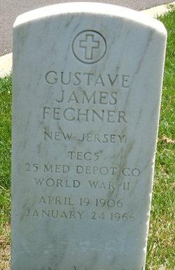 Gustave James Fechner