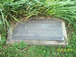 Donald B Wootton