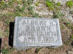 Albert Henry Brown