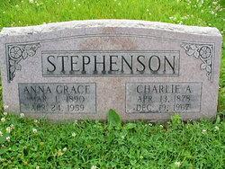 "Charles Albert ""Charlie"" Stephenson"