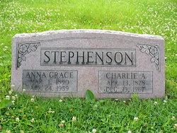 Anna Grace <I>Shroyer</I> Stephenson