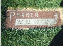 Josephine <I>Lindner</I> Parker