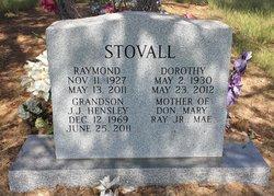 Dorothy Mae <I>Meggs</I> Stovall