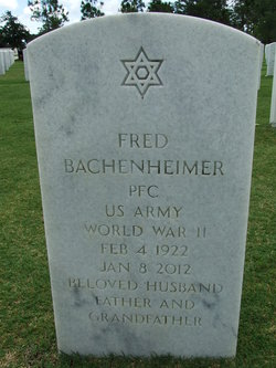 Fred Bachenheimer