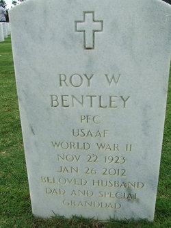 Roy Woodrow Bentley