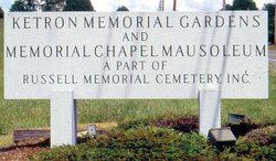 Ketron Memorial Gardens