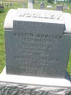 Georgia A. Woolley