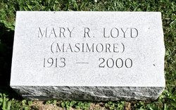 Mary R. <I>Masimore</I> Loyd