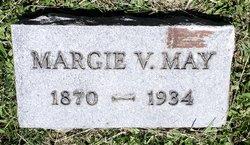 Margie V. <I>Beck</I> May