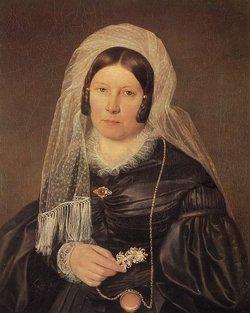 Ekaterina Andreyevna <I>Kolyvanova</I> Karamzina