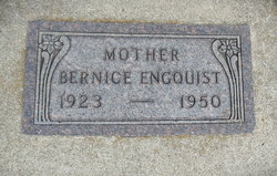 Bernice Loretta <I>Devick</I> Engquist
