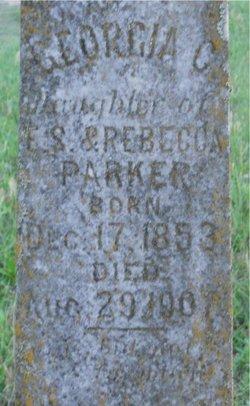 Georgia Ann C. Parker