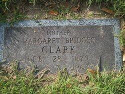 Margaret Alice <I>Thomas</I> Bridges Clark
