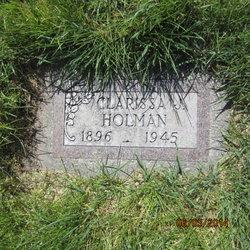 Clarissa J. Holman