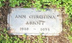 Ann Christina Abbott