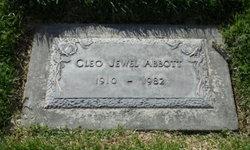 Cleo Jewel <I>Corvin</I> Abbott