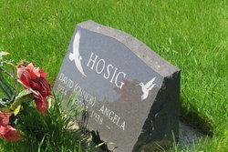 Angela <I>Paske</I> Hosig