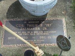 """CDR Phillip F """"Jet"""" Palmatier, Jr"""
