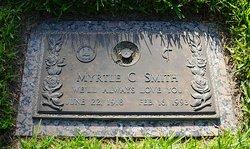 Myrtle Cavell <I>Gladney</I> Smith