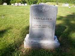 Sarah F. <I>Reynolds</I> VanGilder