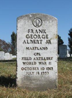 Frank George Albert, Jr