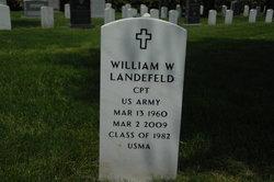 Capt William Wise Landefeld