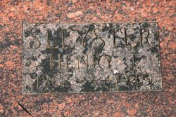 Henry J Sleyster