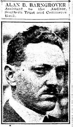 Alan Benson Barngrover