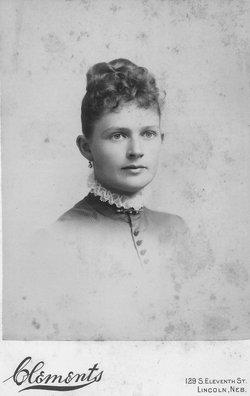 Ida May <I>Smith</I> Alexander