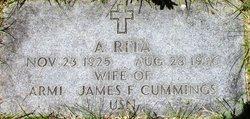 """Annarita """"Rita"""" <I>Haskins</I> Cummings"""