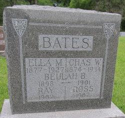 Charles W. Bates