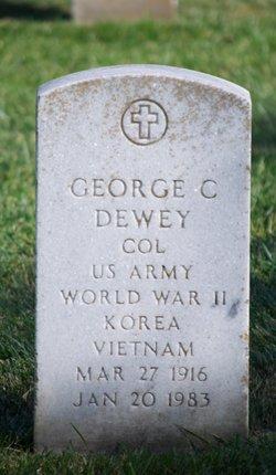 George Carpenter Dewey